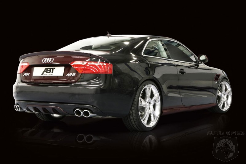 2008 ABT Audi AS5 - AutoSpies Auto News